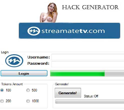 how to hack streamate
